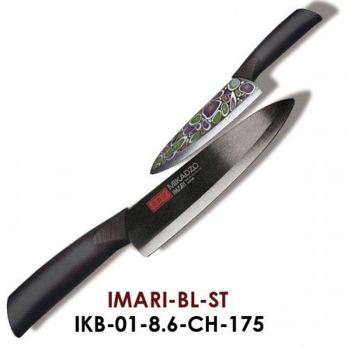 """Нож """"Шеф"""" Mikadzo IMARI-BL-ST 4992022"""