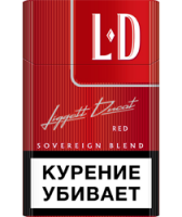 Сигареты LD  RED ОС
