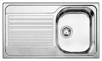 Кухонная мойка Blanco Tipo 45S Compact нерж. сталь полированная 513442