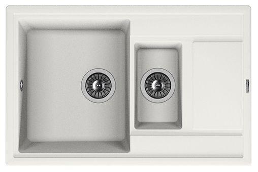 Кухонная мойка FLORENTINA Липси-780К
