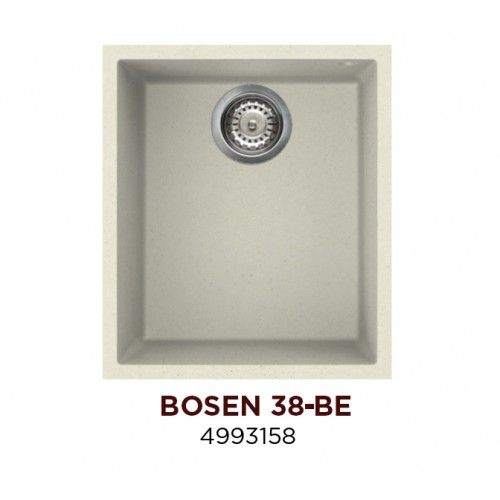 Кухонная мойка Omoikiri Bosen 38-U-BE 4993158