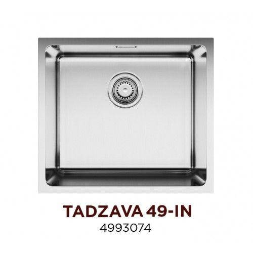Кухонная мойка Omoikiri Tadzava 49-IN нерж.сталь/нержавеющая сталь 4993074