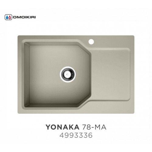 Кухонная мойка Omoikiri Yonaka 78-LB-MA 4993336