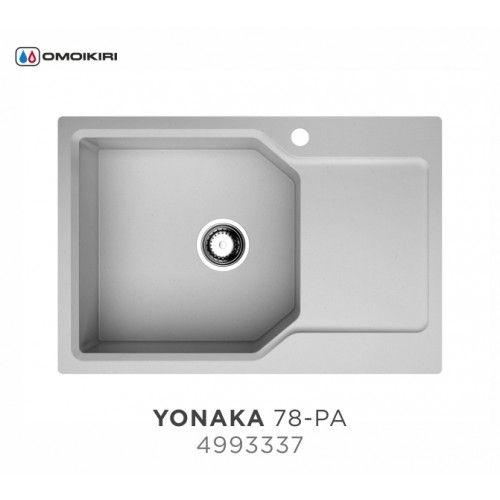 Кухонная мойка Omoikiri Yonaka 78-LB-PA 4993337