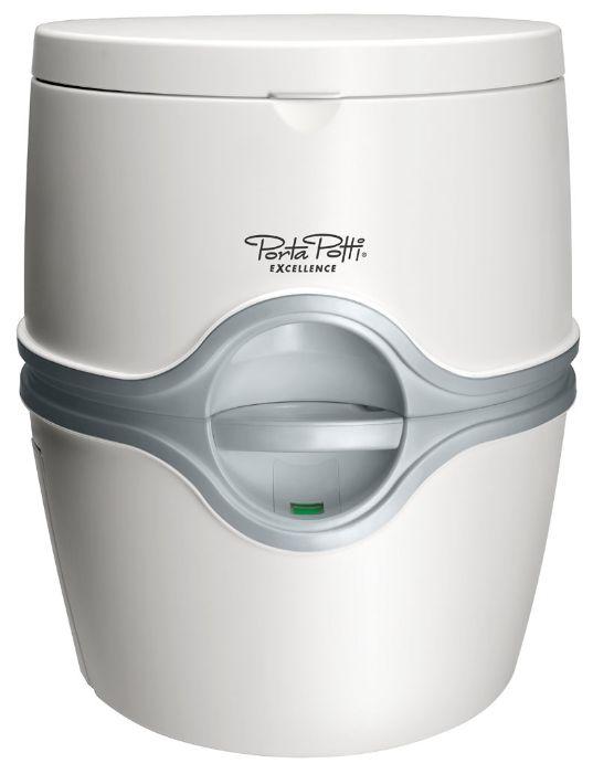 Биотуалет жидкостный Thetford Porta Potti 565 поршневой белый