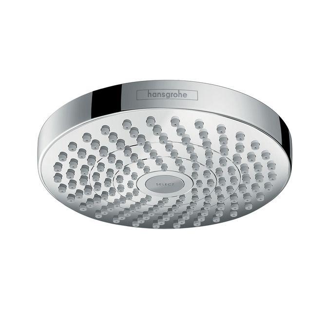 Верхний душ Hansgrohe Croma Select S 180 2jet 26522000