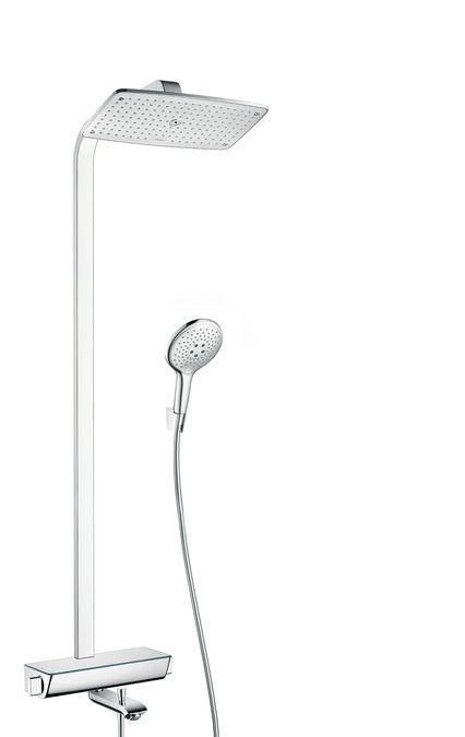 Душевой комплект Hansgrohe Raindance Select E 360 Showerpipe 27113000