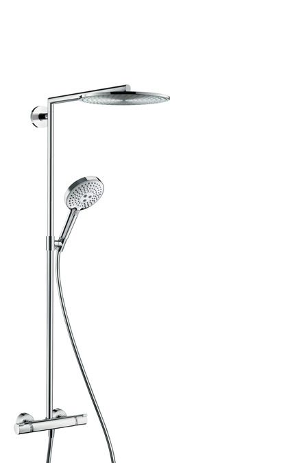 Душевой комплект Hansgrohe Raindance Select S 300 Showerpipe 27114000