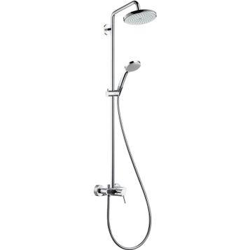 Душевой комплект Hansgrohe Croma 220 Showerpipe 27222000