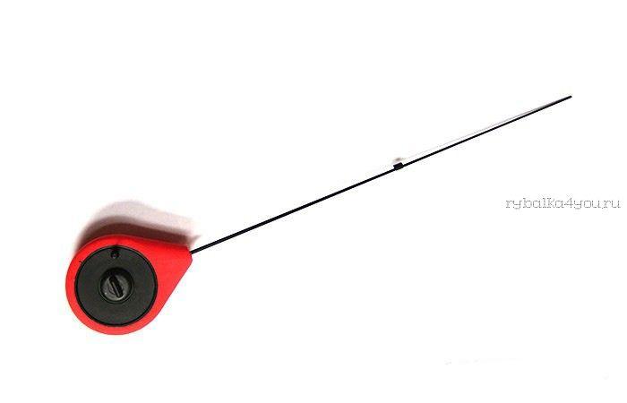 Балалайка Bravo fishing BL-R поликарбоновый хлыстик ( красная)
