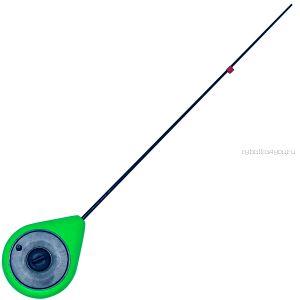 Балалайка Bravo fishing STFZ-G стеклопластиковый хлыстик ( зелёная)