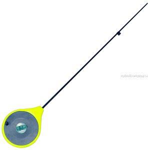 Балалайка Bravo fishing RBUZ-Y стеклопластиковый хлыстик ( жёлтая)