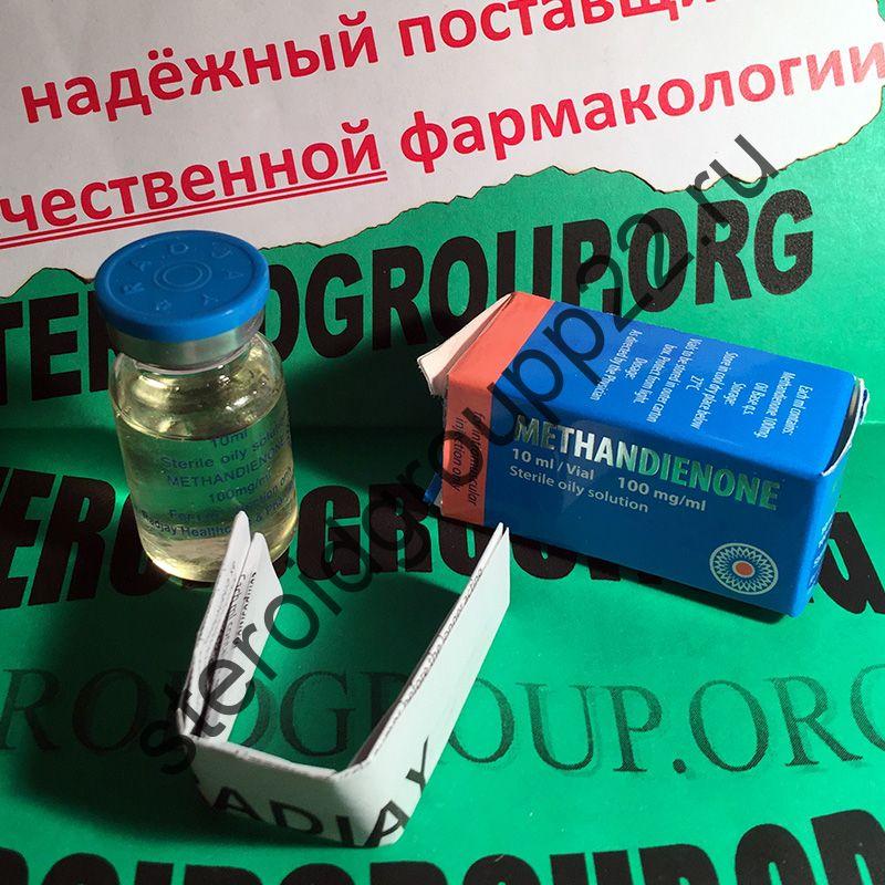 METHANDIENONE (метан инъекция). 1 флакон * 10 мл. Radjay