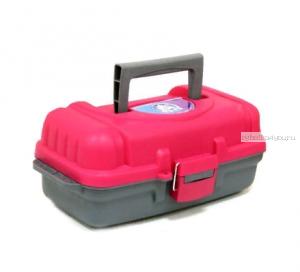 Ящик ТриКита рыболовный ЯР-1  1 лоток (360*190*150)
