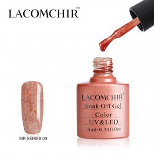 Lacomchir MR 03 гель-лак, 10 мл