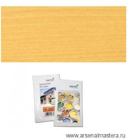 Защитное масло-лазурь для древесины для наружных работ OSMO 710 Holzschutz Ol-Lasur Пиния 0,005 л