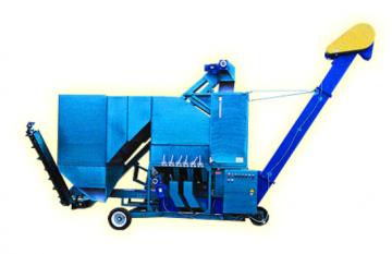 Самоходная зерноочистительная машина «Класс»
