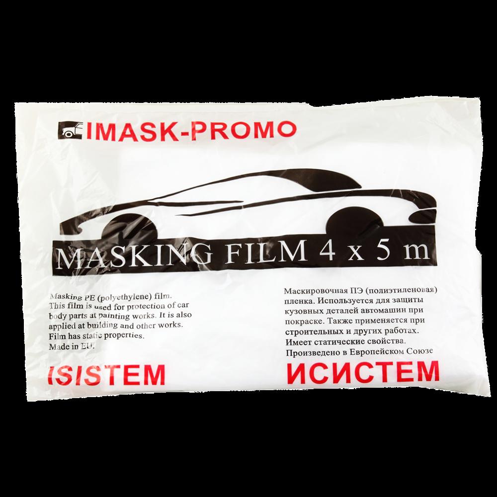Isistem Тент защитный IMASK PROMO (4м х 5м), (упаковка 60 шт.)