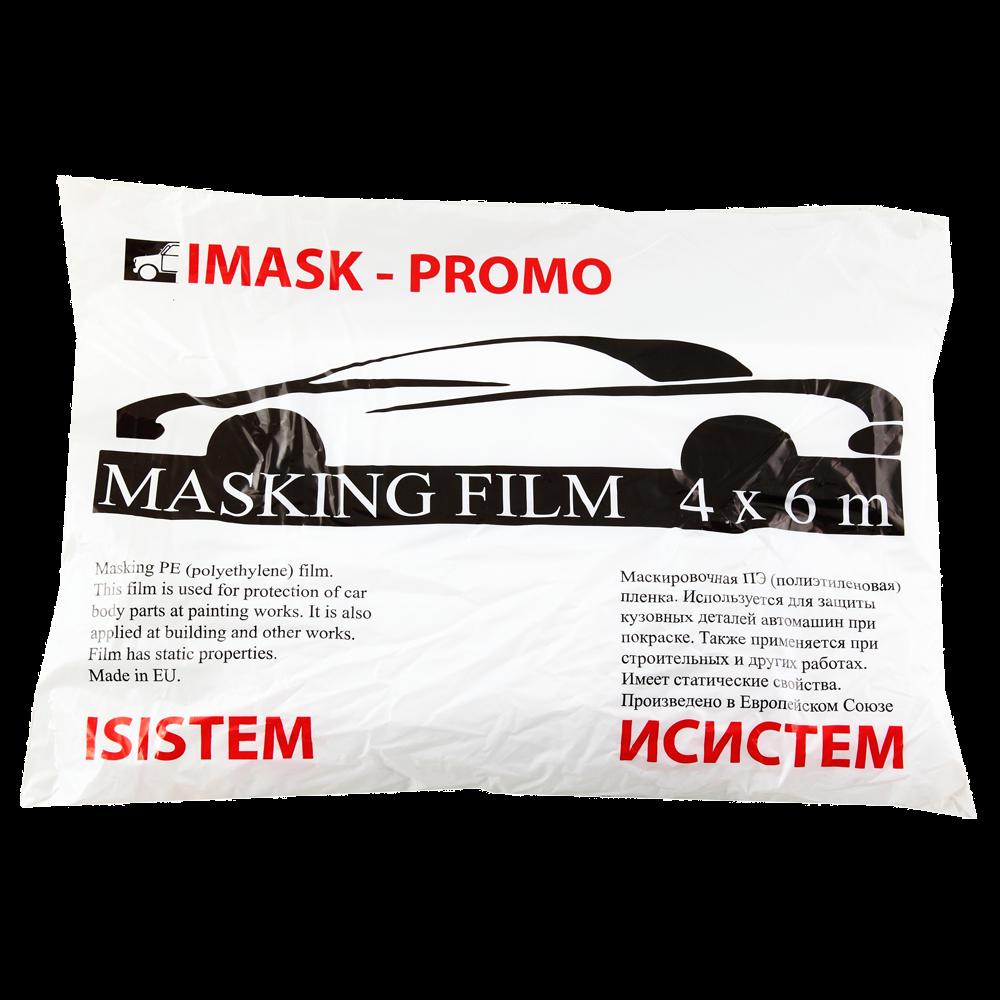 Isistem Тент защитный IMASK PROMO (4м х 6м), (упаковка 50 шт.)