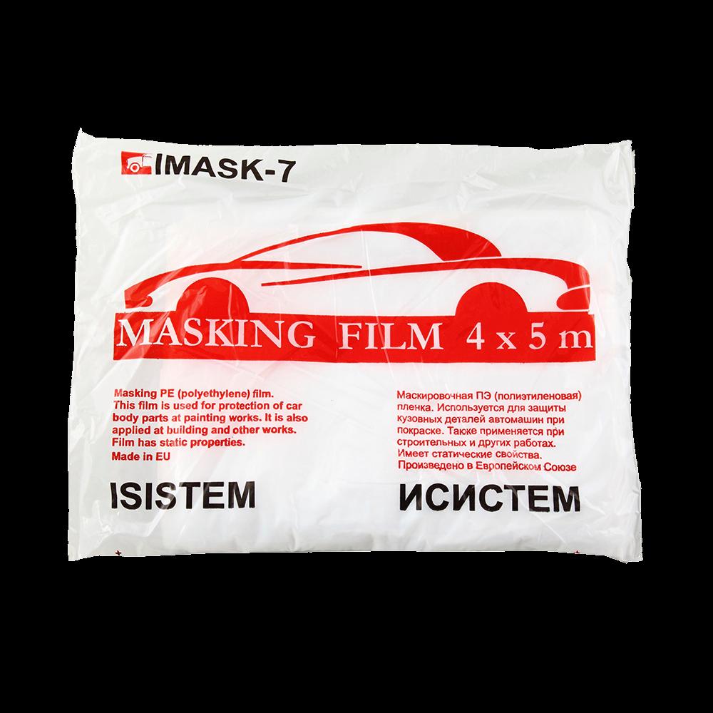 Isistem Тент защитный IMASK PROMO 7 (4м х 5м), (упаковка 40 шт.)
