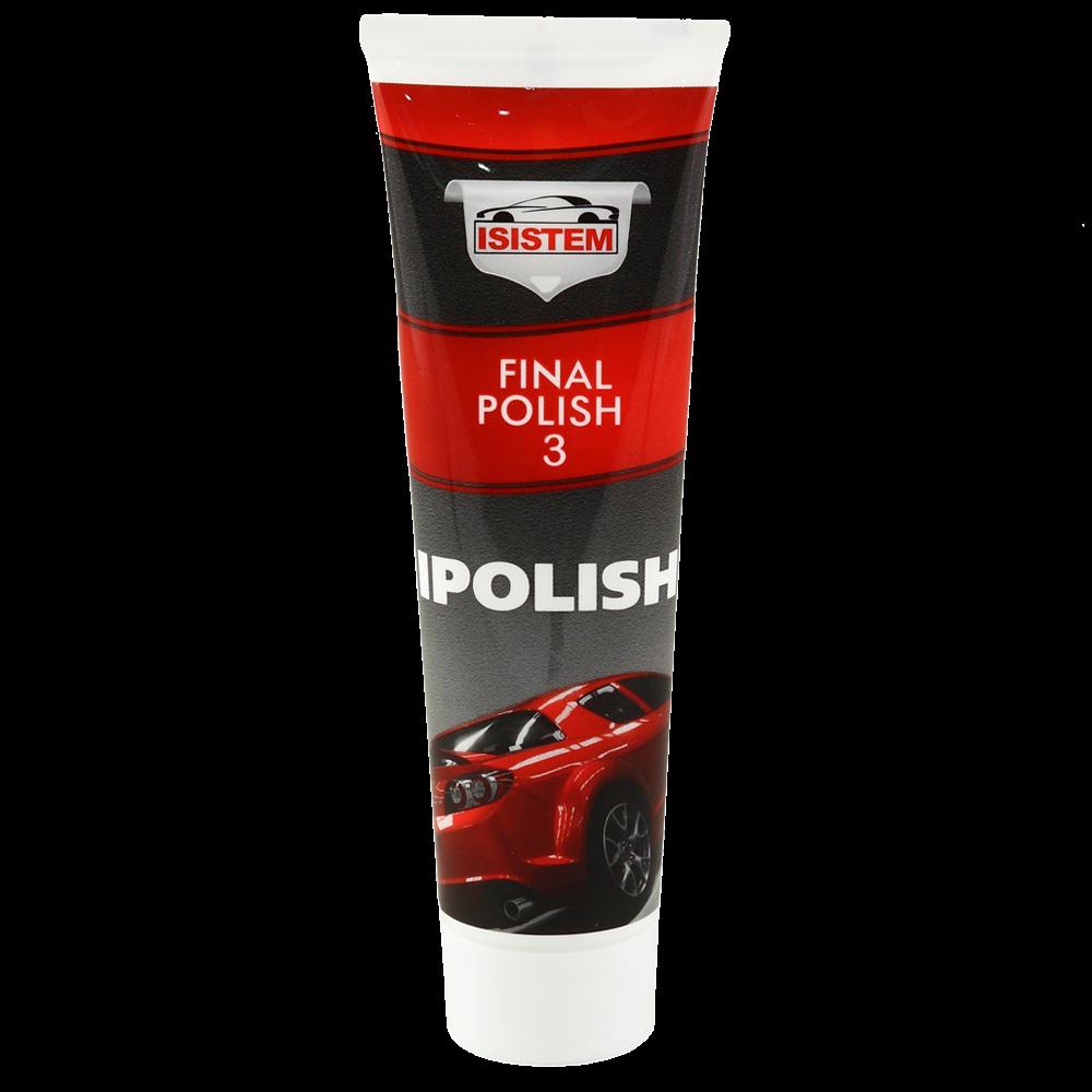 Isistem Неабразивная паста Ipolish FinalPolish №3, 100мл.