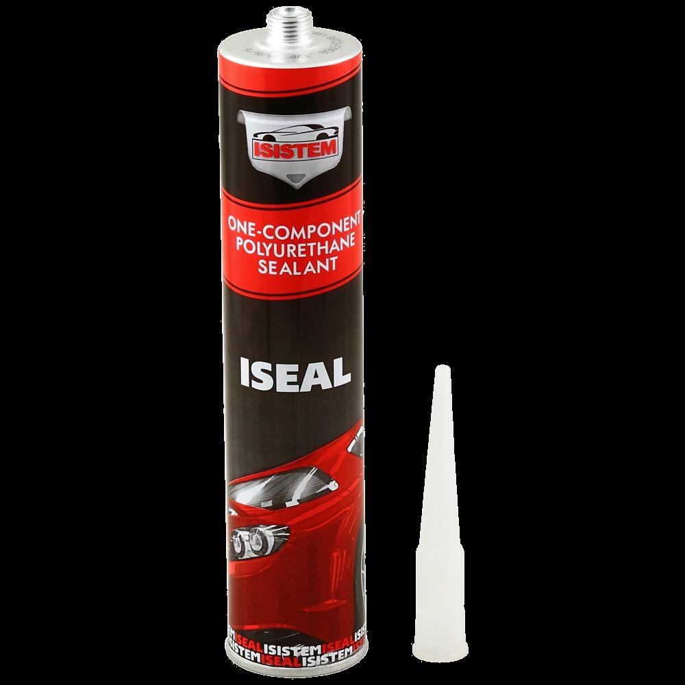 Isistem Герметик Iseal Black для кузова, уп. 310 мл., (упаковка 12 шт.)