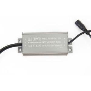 Драйвер для светодиодов 30W 600mA с вилкой
