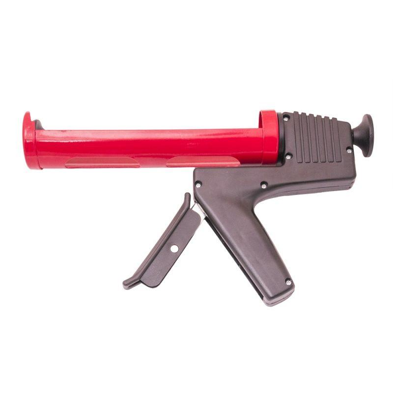 Isistem Механический пистолет для герметиков IGUN супербаланс,поворот,полуоткр (картридж 310мл, сила 1200Н), (упаковка 1 шт.)
