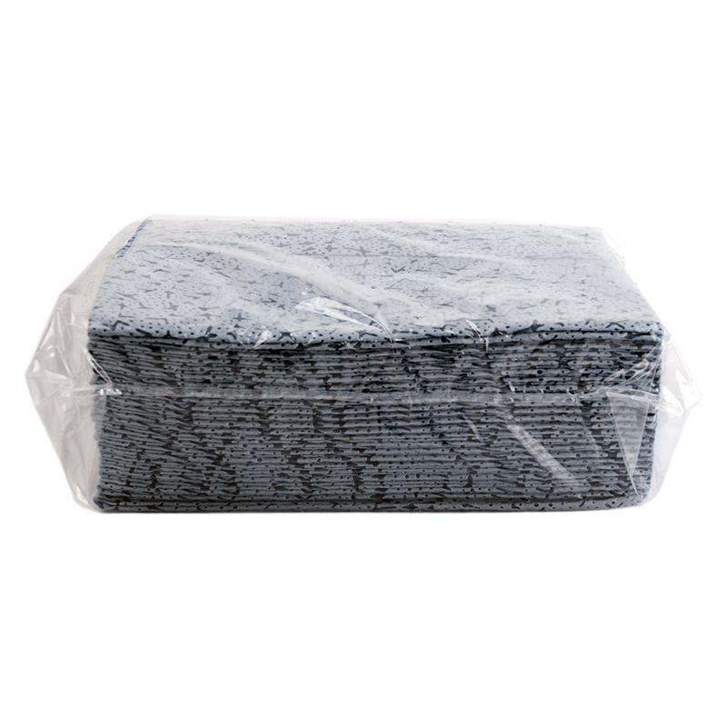 Isistem Салфетка протирочная IMASK син. (30 х 38см) (25шт), (упаковка 20 шт.)