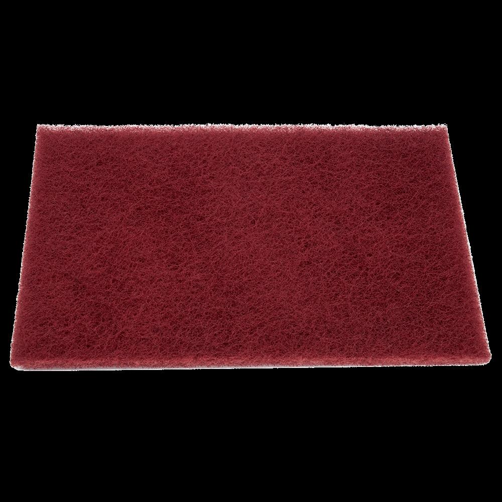 Isistem Нетканый абразивный материал ISISTEM IFLEX Very Fine Red в листах 150х230мм, (упаковка 10 шт.)