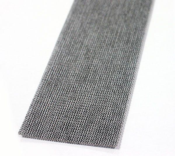 Mirka ABRANET. Полоска абразивная на сетчатой синтетической основе 70x198мм Р80, (упаковка 50 шт.)