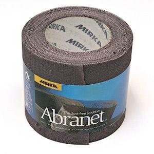 Mirka ABRANET. Абразивный материал на сетчатой синтетической основе 115х10м Р600, (упаковка 1 шт.)