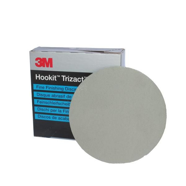 3М Круг Trizact™ абразивный, полировальный, Р3000, 150мм., (пачка 15 шт.)