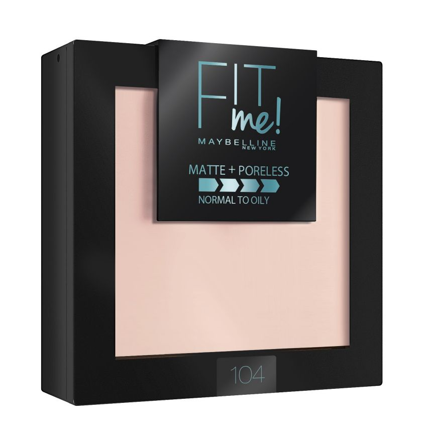 Пудра Maybelline Fit Me