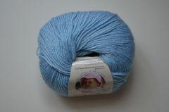 BABY WOOL (ALIZE) 350-св. голубой
