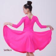 Платье бейсик для танцев
