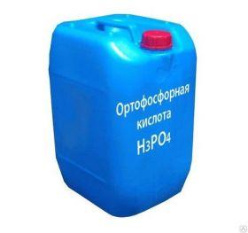 Ортофосфорная кислота (85%), Китай, 1,6 кг