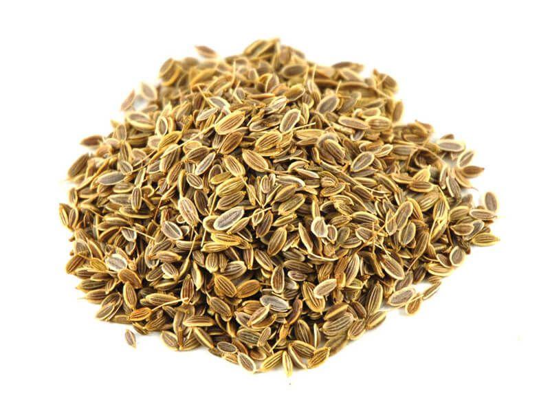 Семя укропа (приправа) (кг)