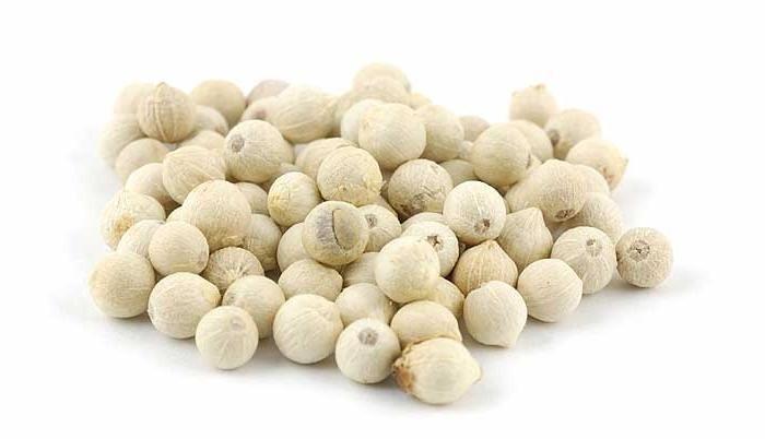 Перец Белый горошек (кг)