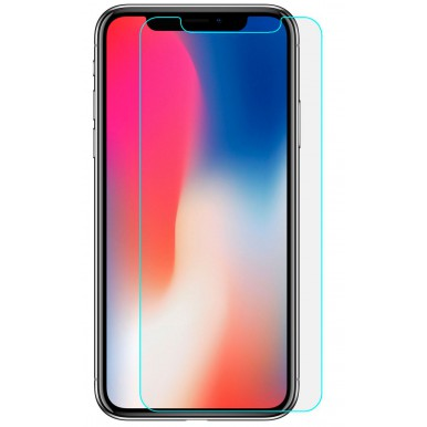 Защита стекла iPhone X/Xs