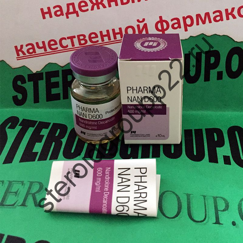 PHARMANAN-D 600 (PHARMACOM LABS). 600mg/ml 10ml * флакон