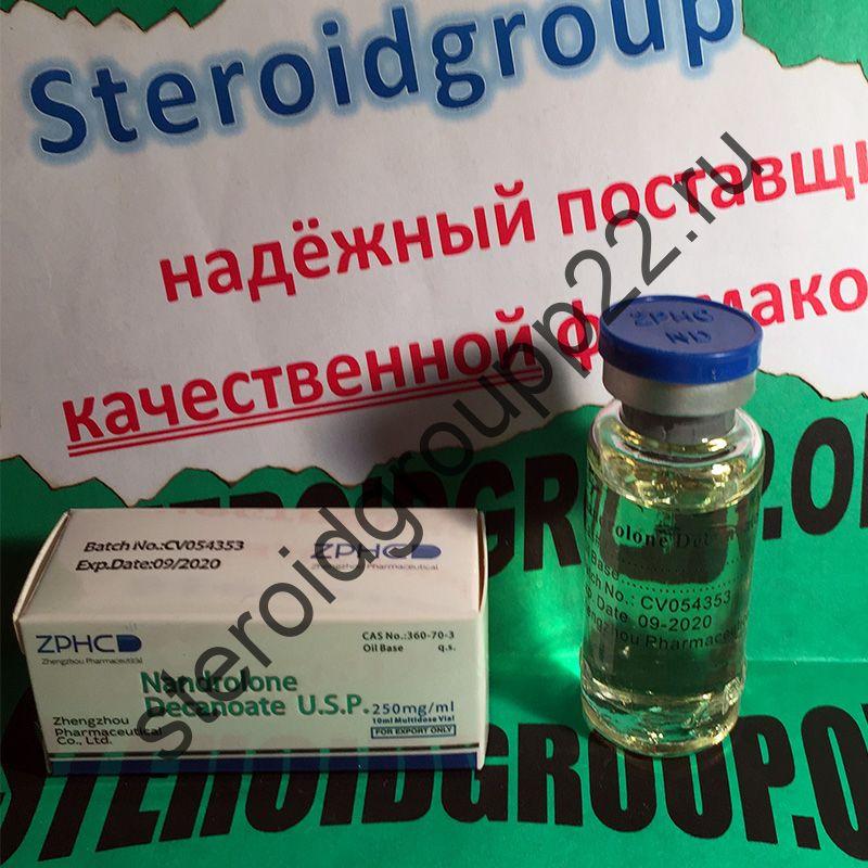 Nandrolone Decanoate (Zhengzhou Pharmaceutical). 1 ФЛАКОН * 10 мл.