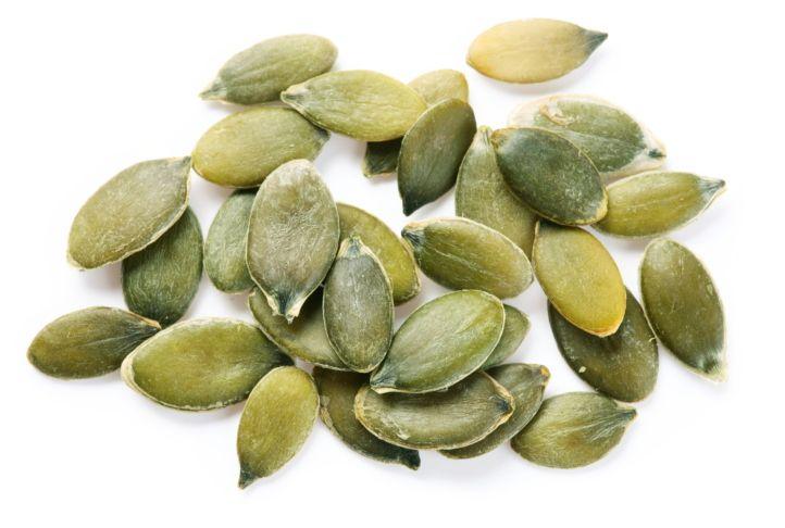 Очищенное семя тыквы (кг)