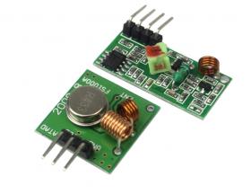 433 мГц  передатчик и приемник