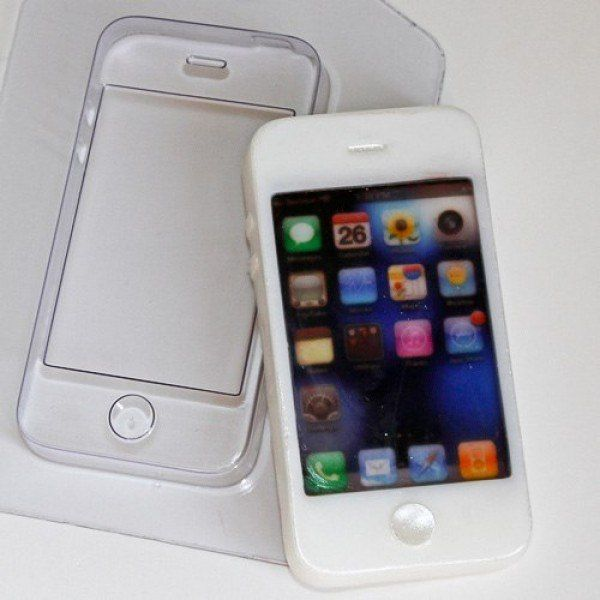 "Мыло ""Смартфон iPhone"""