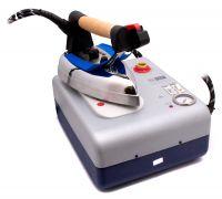 Парогенератор с утюгом Silter Super mini 2000M-1 литр (с манометром)