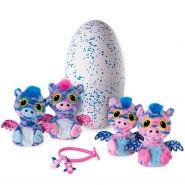 Хетчималс интерактивная игрушка Hatchimals Surprise Twins Zuffin близнецы