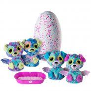 Хетчималс интерактивная игрушка Hatchimals Surprise Twins Pappedee близнецы