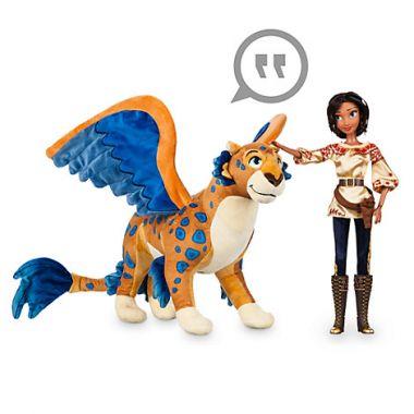 Кукла Елена и говорящий Скайлар Дисней