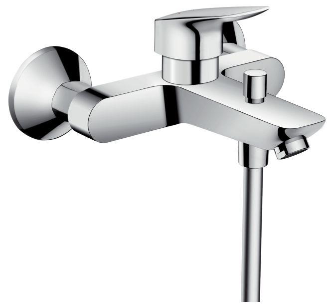 Смеситель для ванны Hansgrohe Logis 71400000